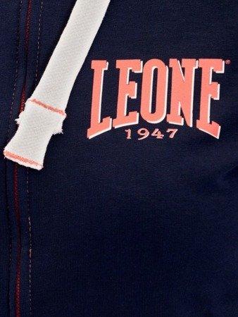 Dámská mikina se zipem LEONE s grantem S [LW1750]