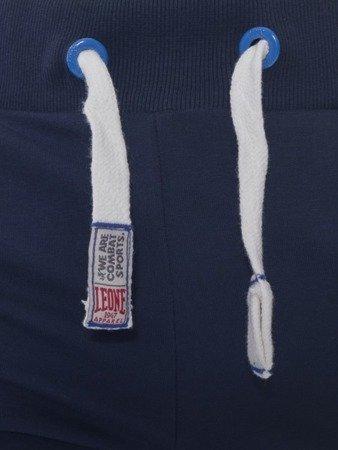 LEONE tmavě modré tepláky L [LSM1660]